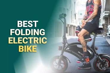 Best Folding Electric Bikes 2021 – Top Picks & Buyer's Guide