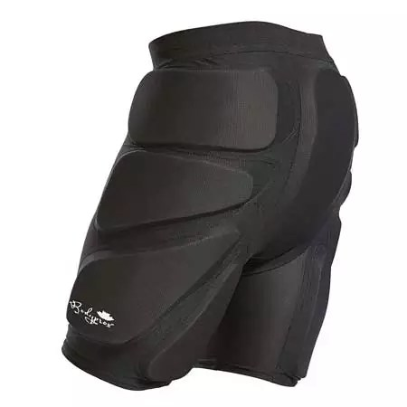 Body Pox Protective Padded Shorts for Skateboard