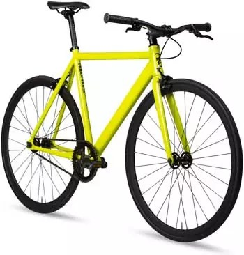 6KU Fixed Gear Single Speed Urban Track Bike