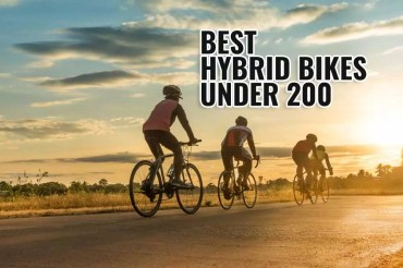 Best Hybrid Bikes Under 200 Dollars of 2020 – Most Affordable Choices
