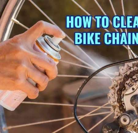 How To Clean A Bike Chain With Household Products?