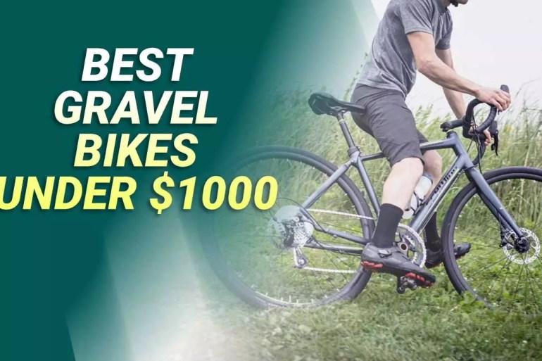 Best Gravel Bikes Under $1000 in 2020 – Top Picks & Buyer's Guide