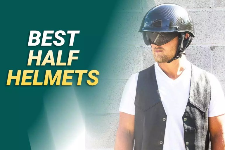 Best Half Helmets 2021 – Our Top Pick & Guide