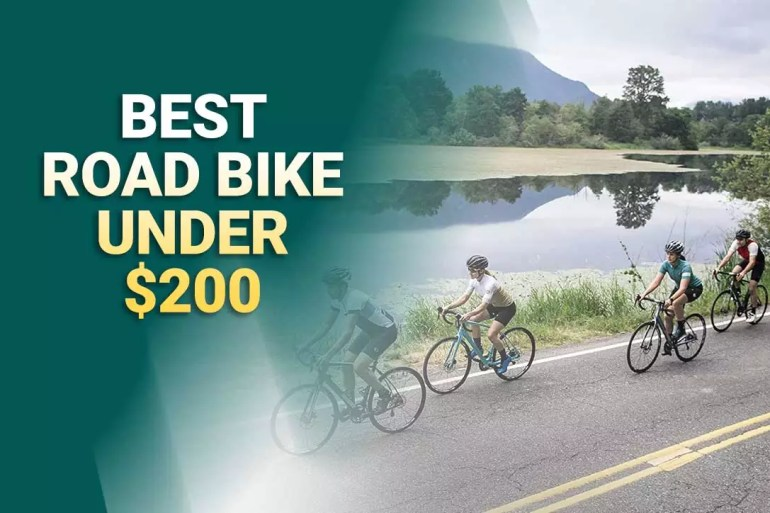 Best Road Bikes Under $200 For 2020 – Reviews & Buyer's Guide