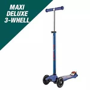 Micro Kickboard Maxi Deluxe 3 Wheel