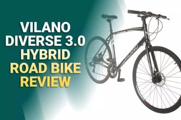Vilano Diverse 3.0 Hybrid Bike Review