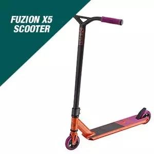 Fuzion Pro X5 Scooter