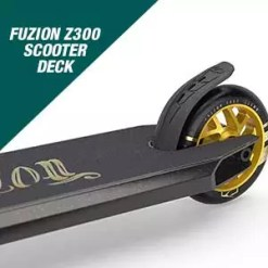 Fuzion Z300 Scooter Deck