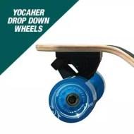 Yocaher Drop Down Wheels