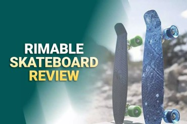 Rimable Skateboard Review 2021: Complete 22 Inches Skateboard