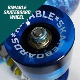 rimable skateboard wheels