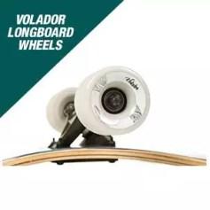 volador longboard wheel