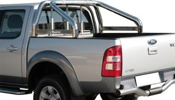 stainless steel truck rails