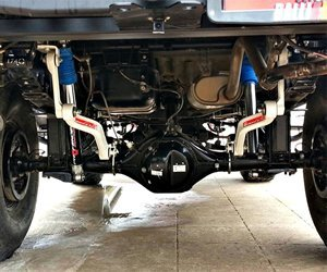 truck anti-sway bars