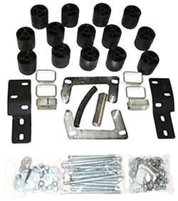 Performance Accessories 883 Body Lift Kit for Ford Ranger