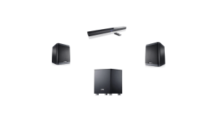 Kit Sistema Wireless Completo Canton Smart
