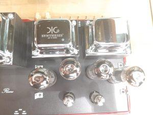 Amplificatore integrato a valvole Syntesis Flame