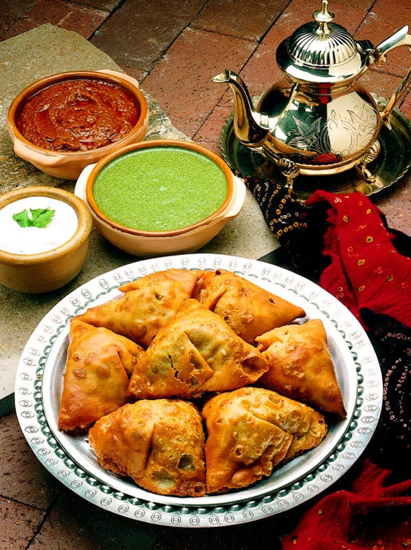 indian samosa recipe