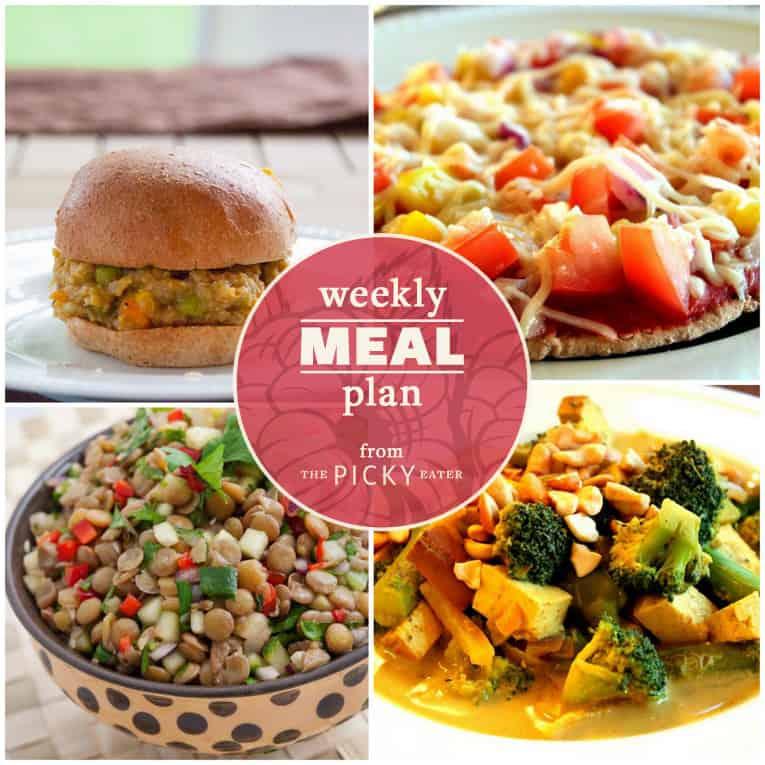 week 2 meal plan