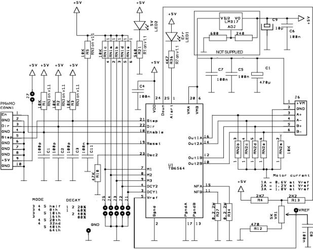 stepper motor drives pdf