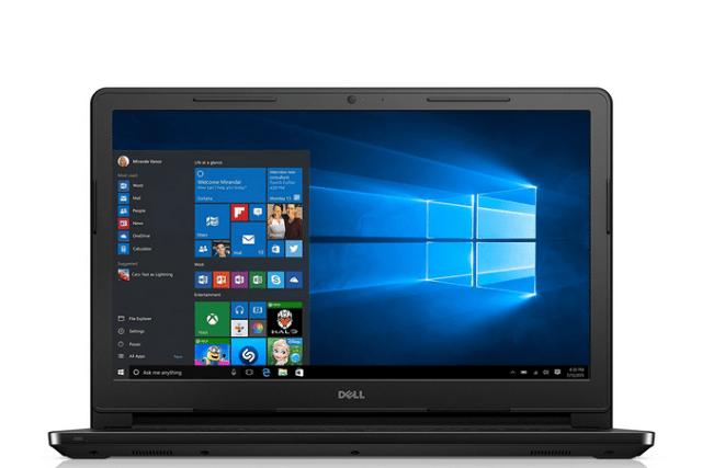 "DELL i3552 - 3240BLK 15.6"" HD Laptop best laptops"