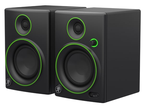 "Mackie CR Series CR3 - 3"" Creative Reference Multimedia Speakers"