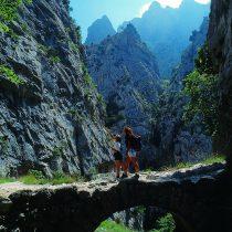 Posibilidades de rutas de senderismo en Picos de Europa