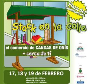 Cartel Feria del Stock