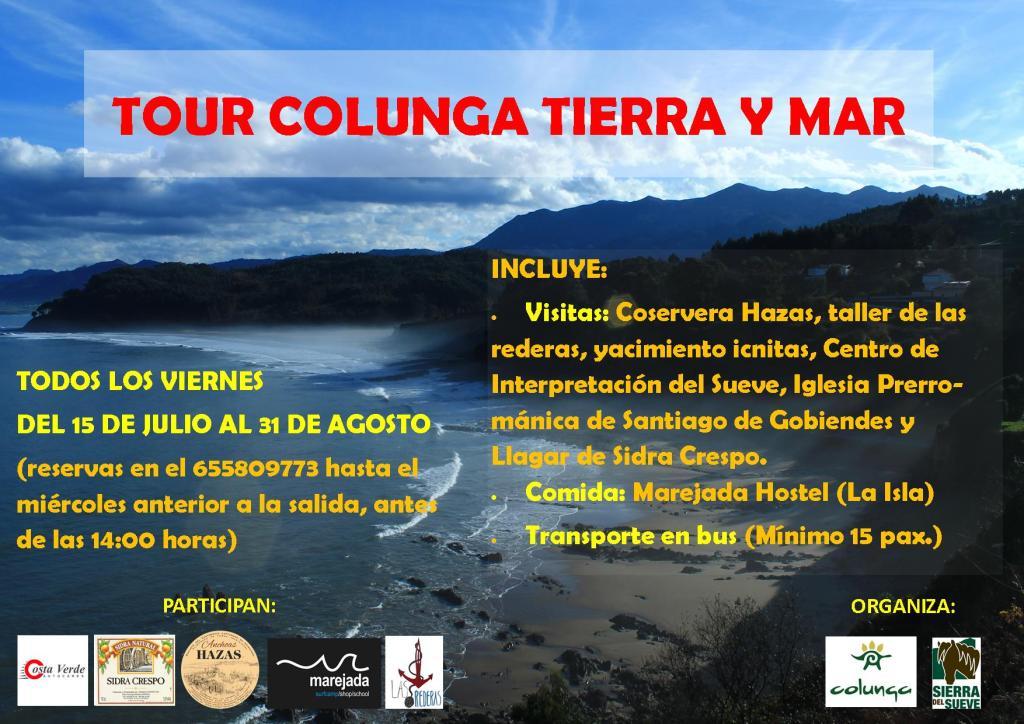 Tour Colunga Tierra y Mar