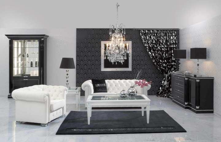 Gray Black And White Living Room Ideas | Aecagra.org