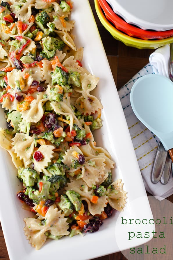 pastasaladwithbroccoli