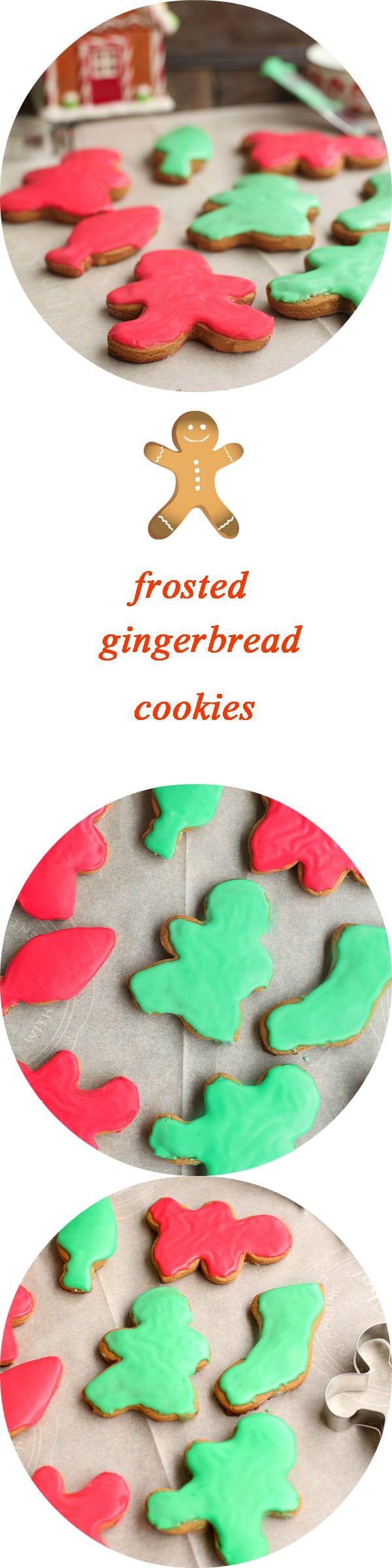 recipe for gingerbread cookies