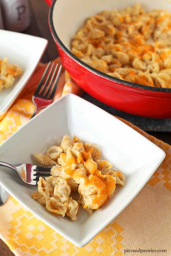 One Pot Macaroni and Cheese