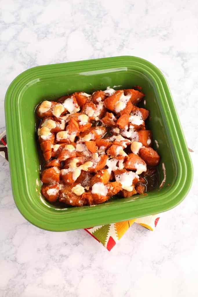No fail sweet potatoes recipe