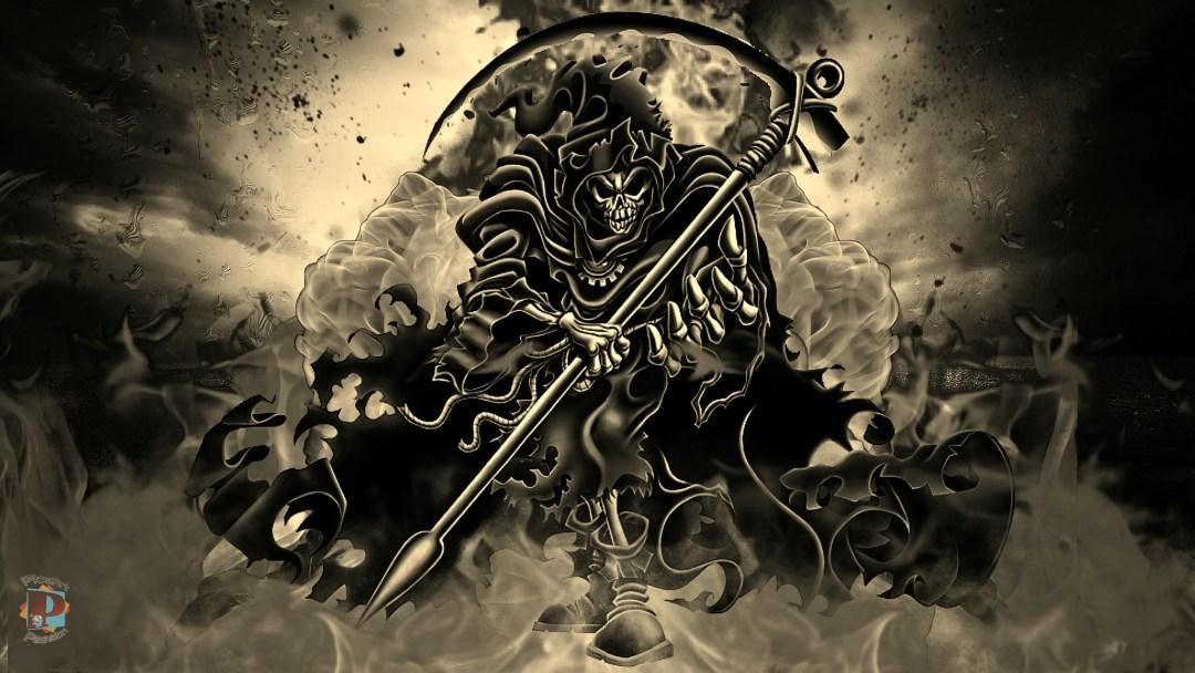 Wallpaper Grim Reaper #MadeWithPicsArt