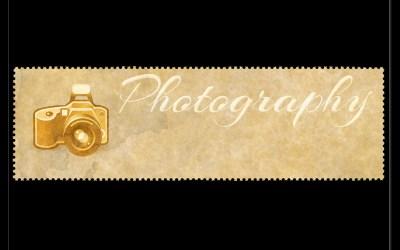 kostenlose Banner Vorlage – Photography – #2 – free to use –