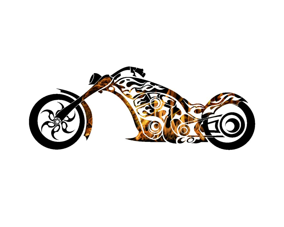 fireBike_picsartpassion_de