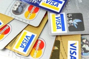 credit cards, visa ,mastercard