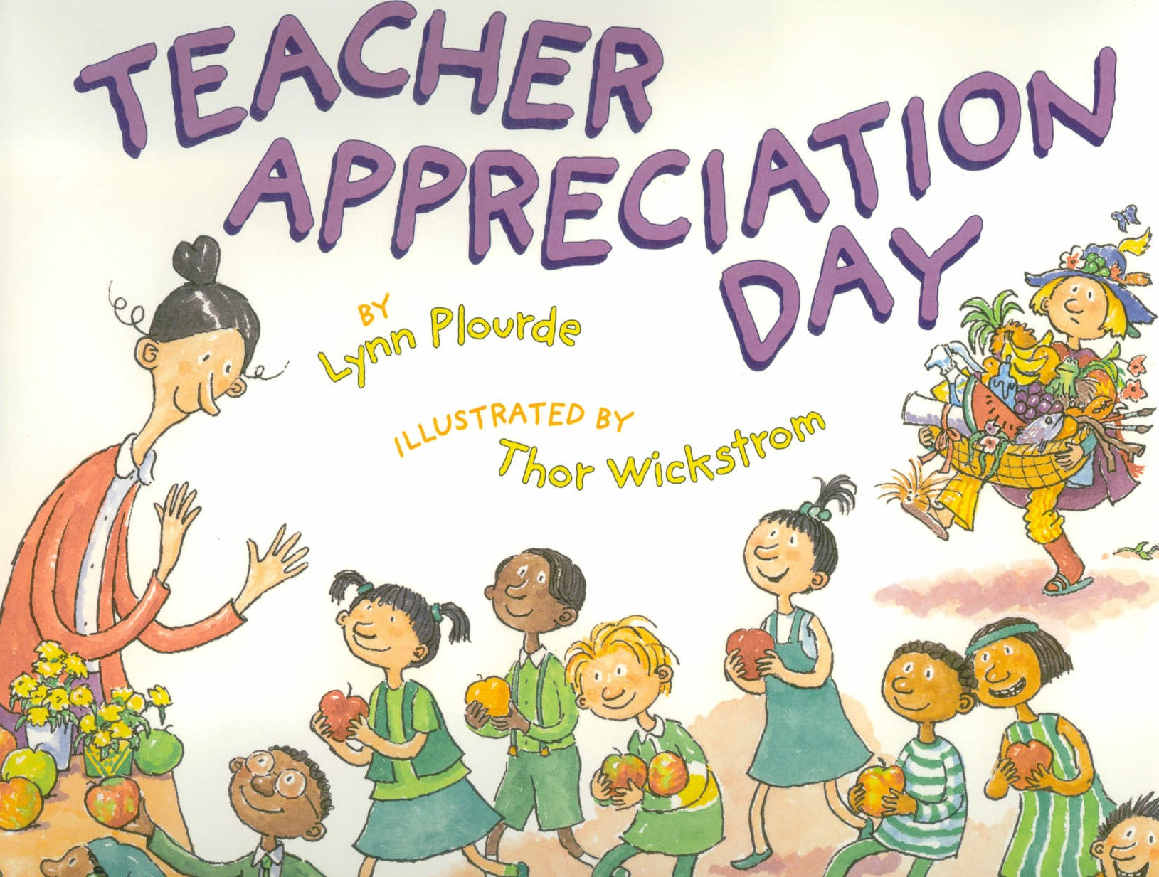 25 Classic Collections Of Teacher Appreciation Day