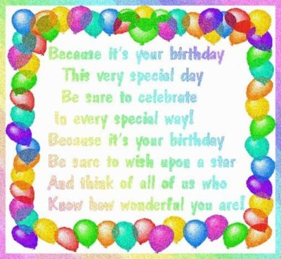 happy birthday poems for friends quotes lol rofl com