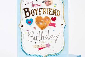 Boyfriend Birthday Greeting