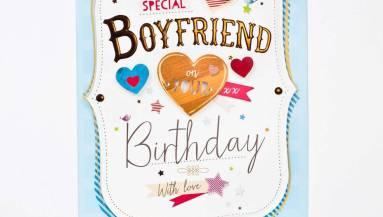 21 Beautiful Boyfriend Birthday Greeting Wishes Photos