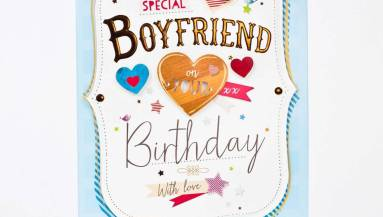 21 Beautiful Boyfriend Birthday Greeting Wishes Photos