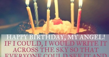 Lover Happy Birthday Quotes