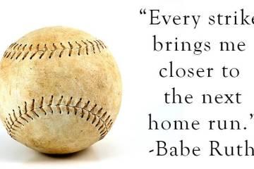 Classic Baseball Quotes