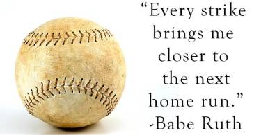 Classic Baseball Quotes