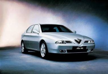 Awesome silver Alfa Romeo 156 GTA Car