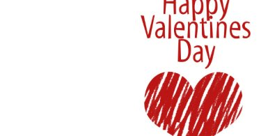 Lovely Happy Valentine Day Greetings Message To Love