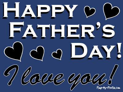 Happy Father's Day Greetings From Son