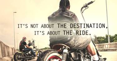 Ride Quotes And Sayings 13
